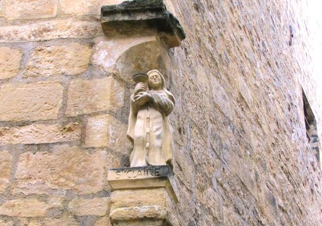 Estátua de Sainte Claire