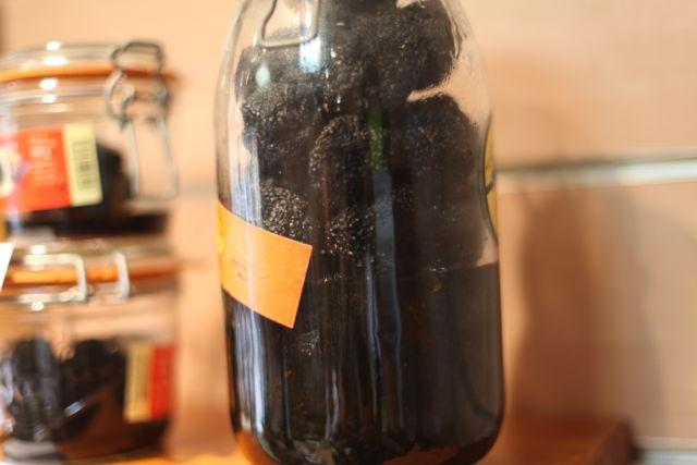 Sarlat trufa vidro