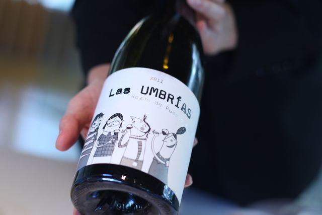 El Celer vinho las umbrias