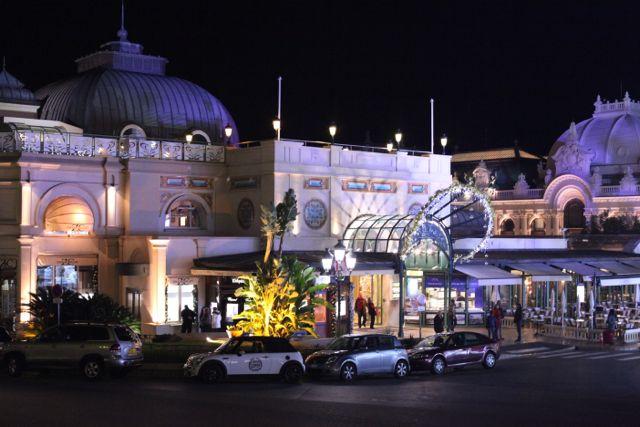 Monaco cafe de paris