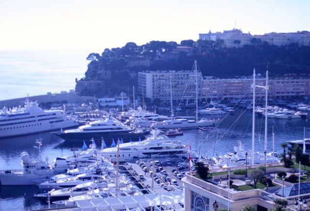 Monaco cais