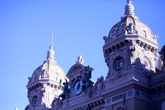Monaco casino torres