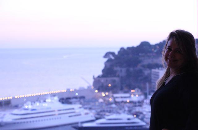 Monaco eu e vista