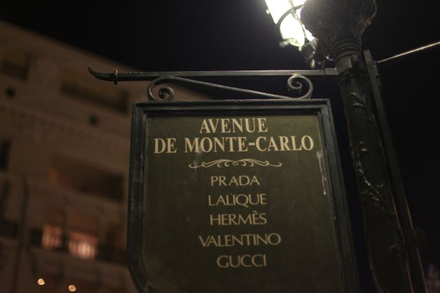 Monaco lojas