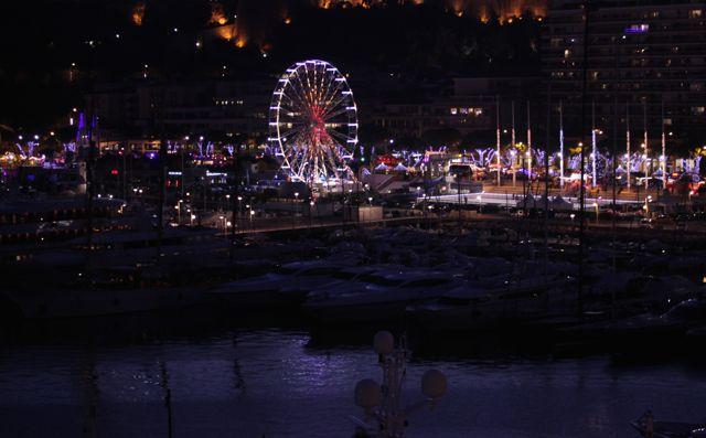 Monaco roda