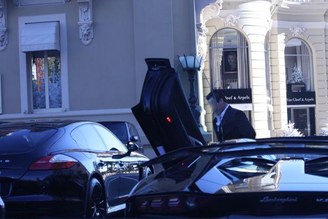 Monaco van cleef