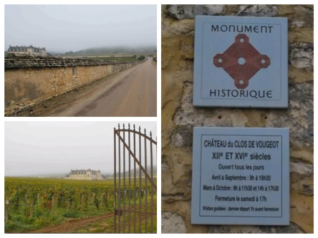 "Muros baixos para ""proteger"" os tesouros da Borgonha"