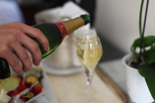 DOMAINE champagne