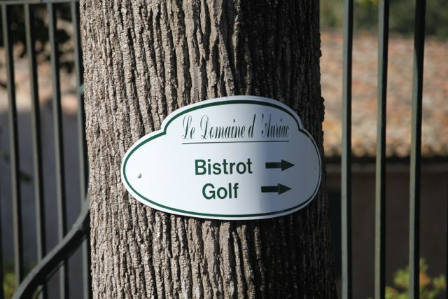 DOMAINE golf