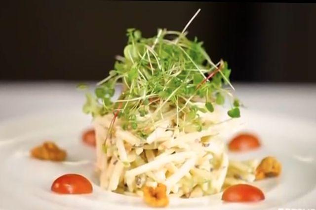 Salada Waldorf