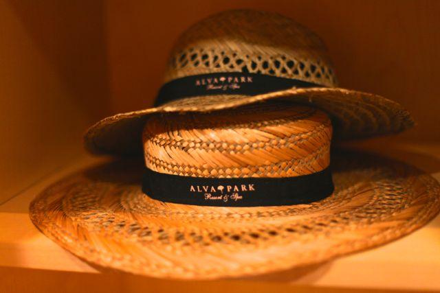 alva chapeu