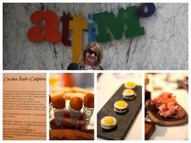 Restaurante ATTIMO - São Paulo