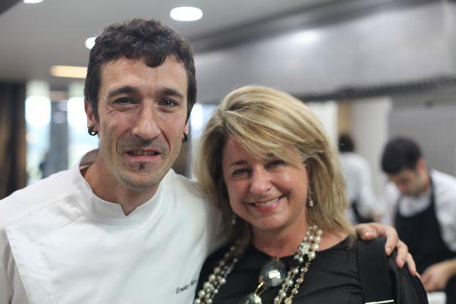 Eneko Atxa chef do Azurmendi