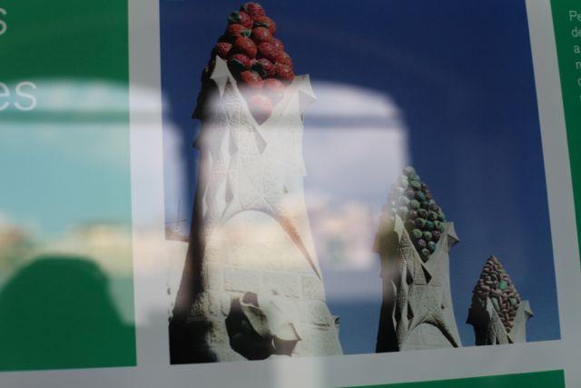 Gaudi campanario