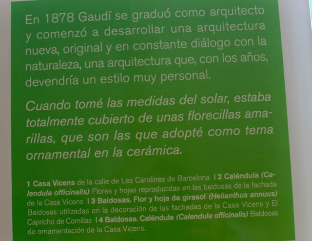 Gaudi formou