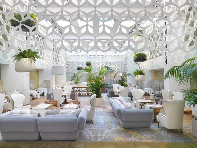 Mandarin Oriental, Barcelona - Blanc Restaurant & Lounge