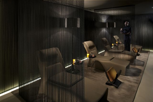 Mandarin Oriental - Spa Relaxation Area