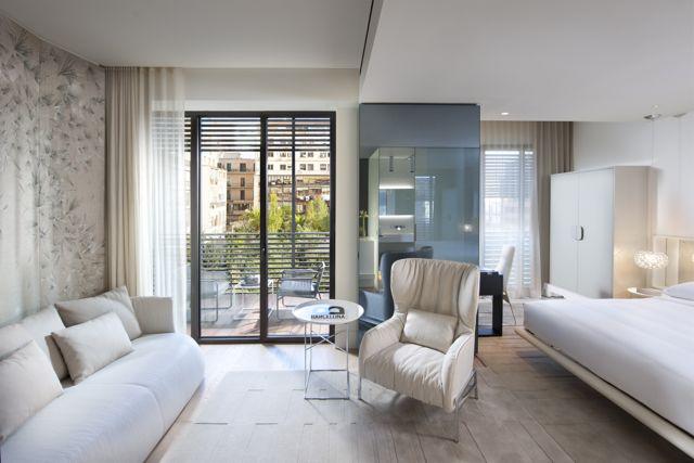 Mandarin Oriental - Terrace Room
