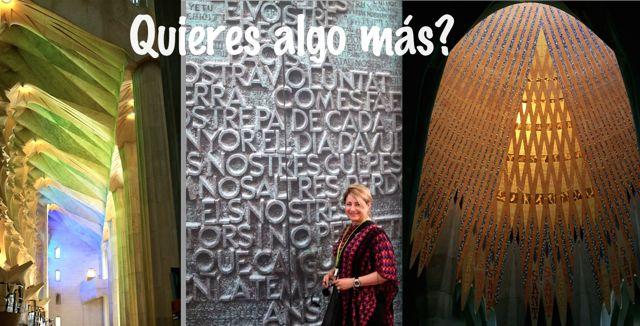 Gaudi quieres face