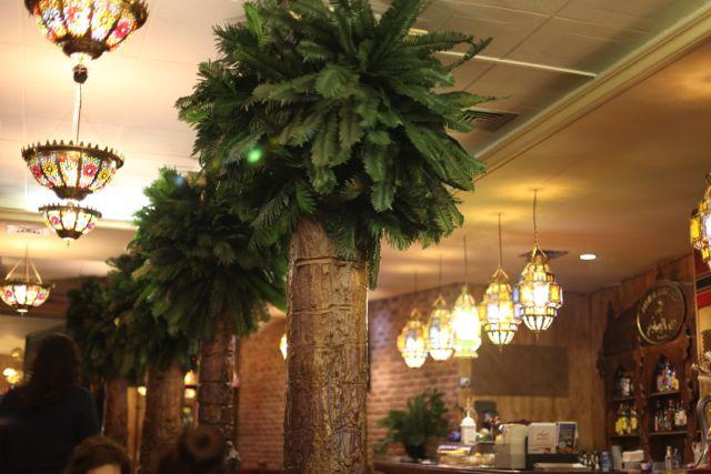 Palau restaurante