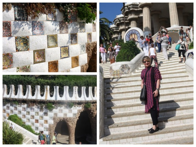 Parque Guell _Fotor_Collage