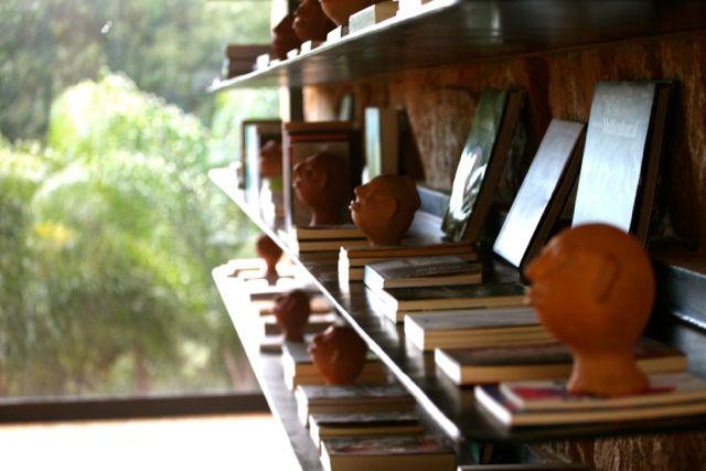 BOTANIQUE Biblioteca