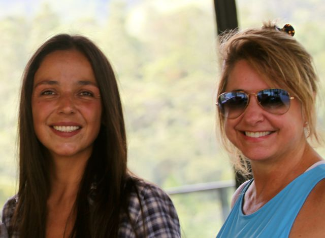Fernanda Semler e eu