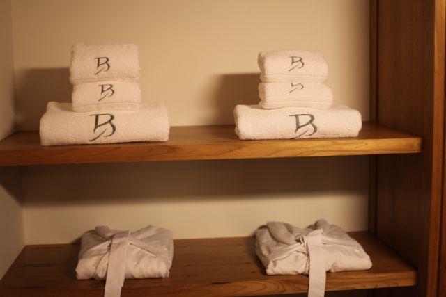BOTANIQUE toalhas