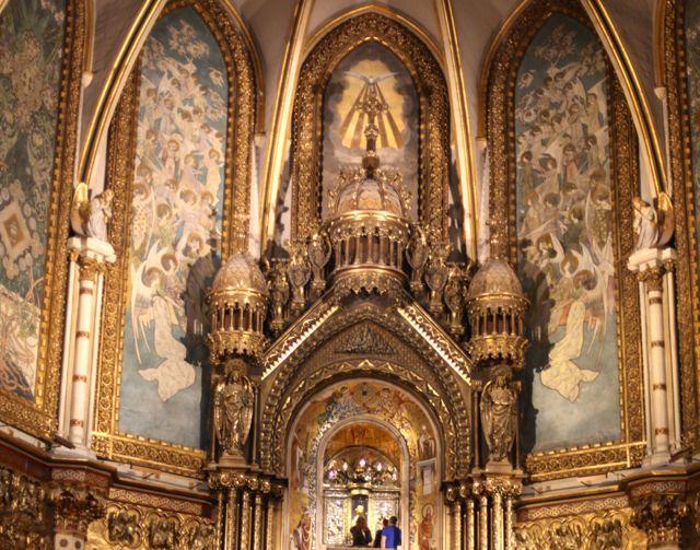 MONTSERRAT Basilica 2