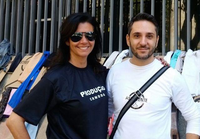 Maximo e Marta Guerra