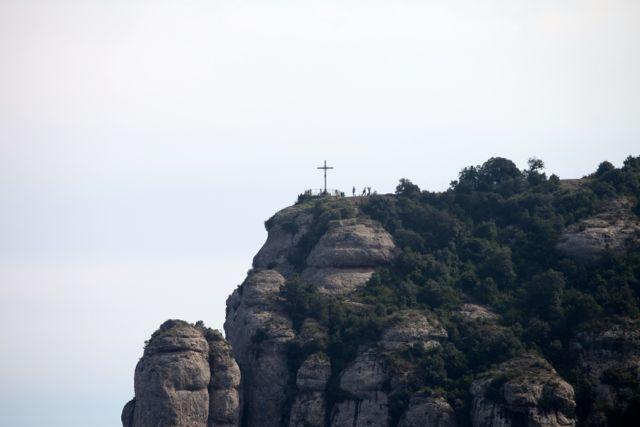 Montserrat trilha cruz