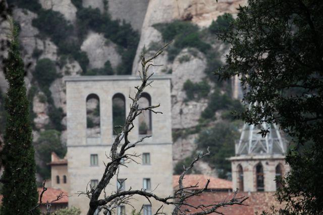 Montserrat trilha paisagem