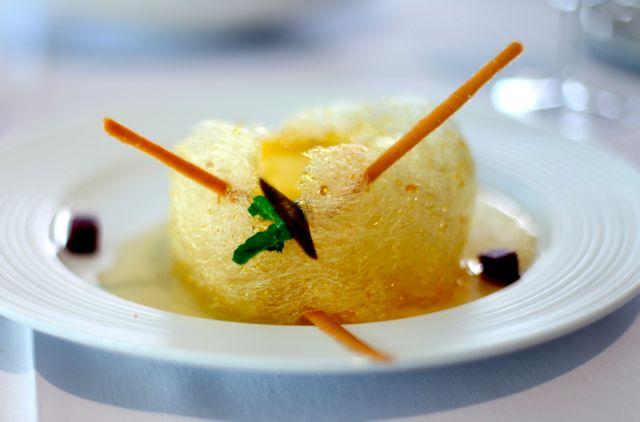 Sobremesa do Laguiole