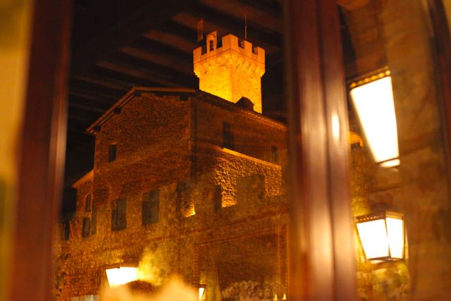 banfi visto do restaurante