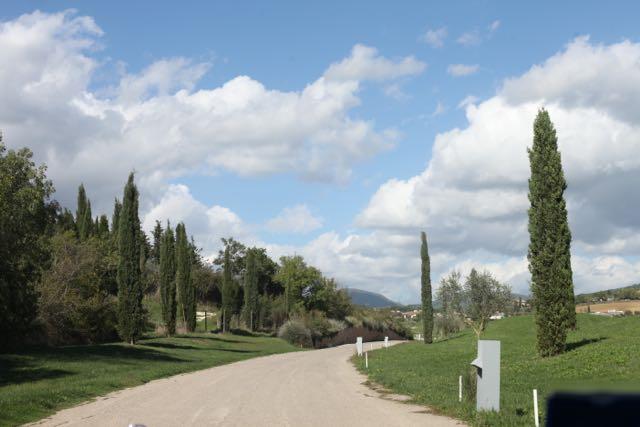 saturnia entrada