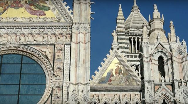 Faxada catedral