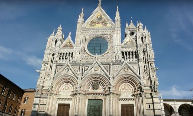 Frente catedral