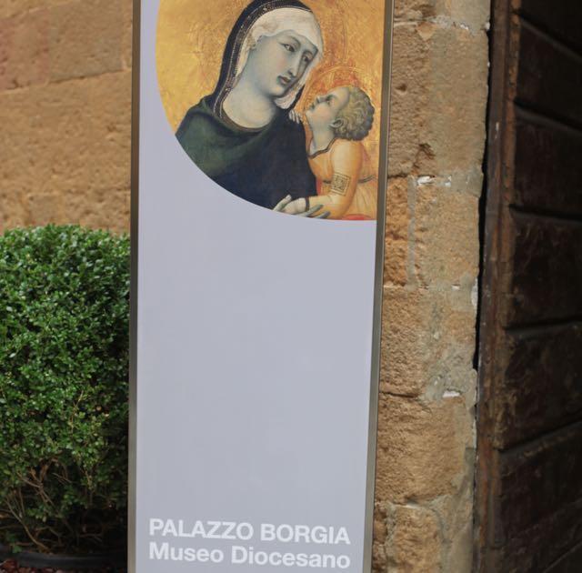 Pallazo Borgia