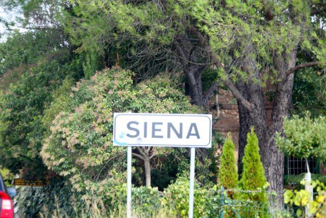 Siena placa