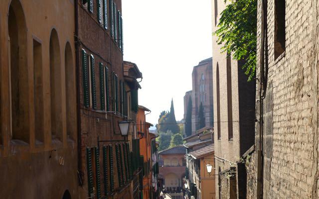 Siena rua