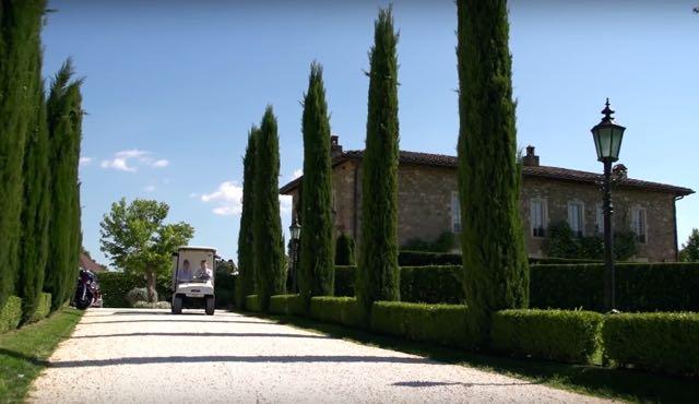 Borgo entrada