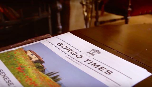 Borgo jornal