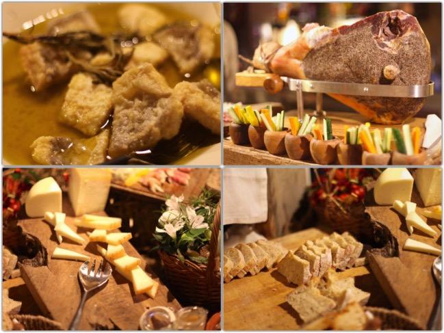 jantar Borgo_Fotor_Collage