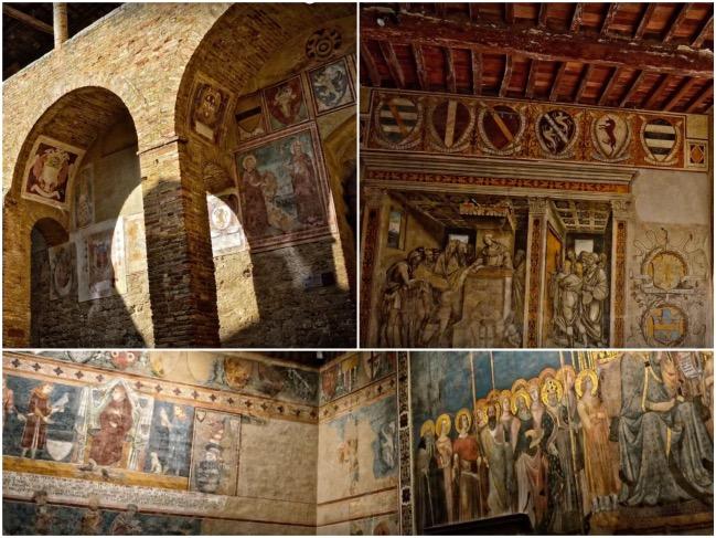 San Gimignano museu_Fotor_Collage