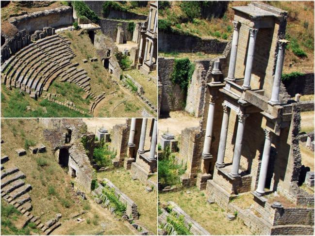 Anfiteatro Romano Volterra