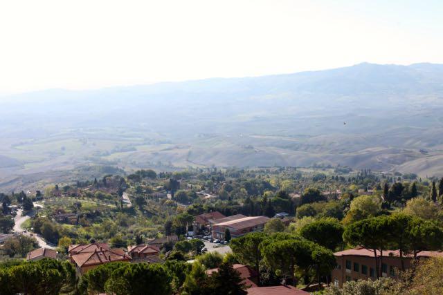Volterra vista
