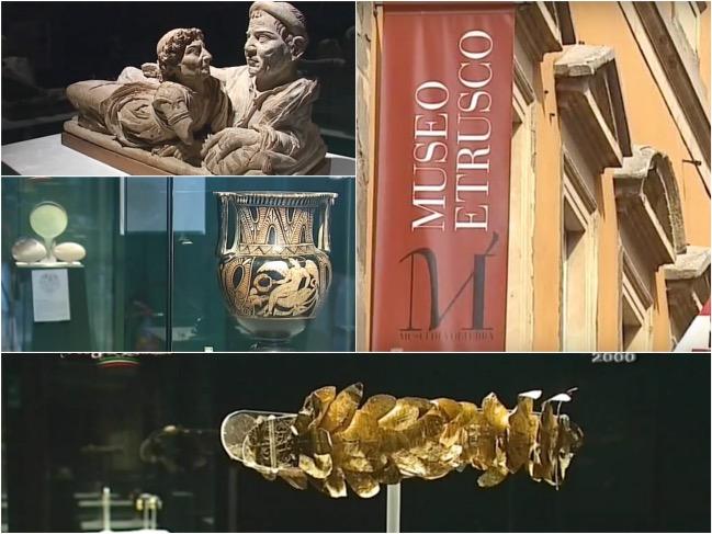 museu etrusco