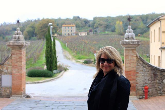 Volte pra ver o próximo post dessa maravilha de região com o Castel Monastero