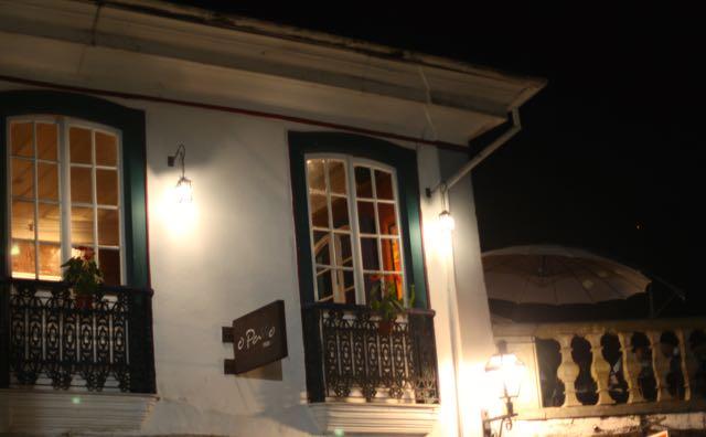 Restaurante O Passo, uma delícia!