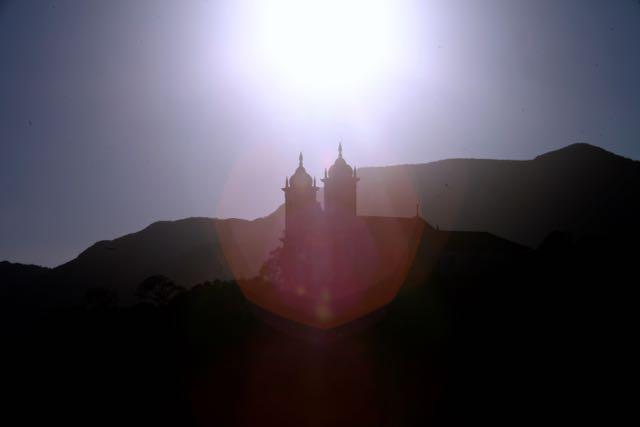 Ouro preto igreja